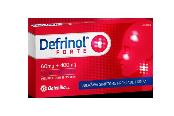 Defrinol® Forte