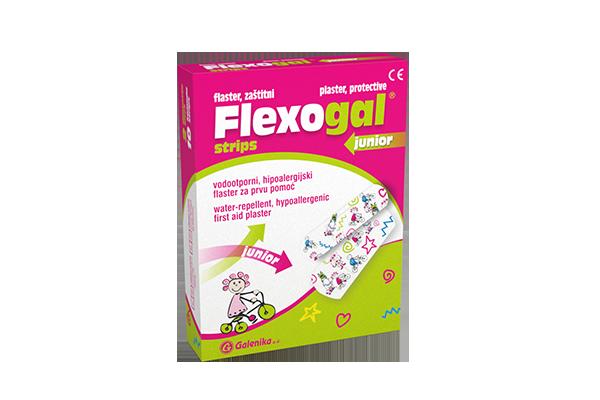 FLEXOGAL® strips junior