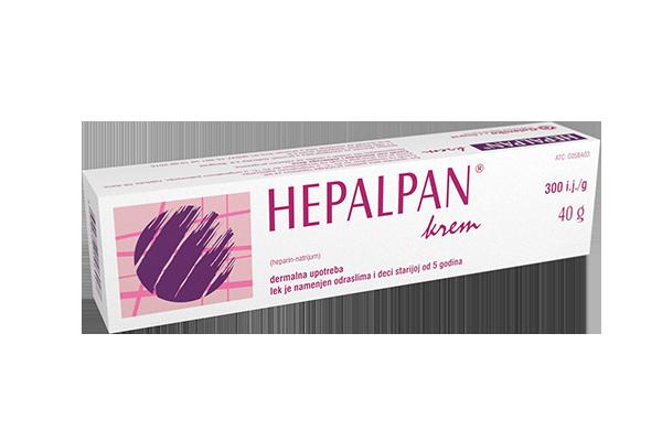 HEPALPAN® CREAM