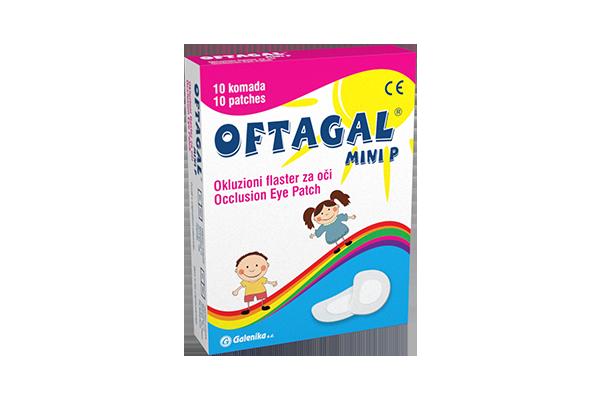 OFTAGAL® mini P BOX