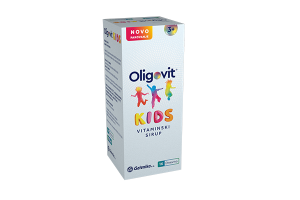 OLIGOVIT® syrup
