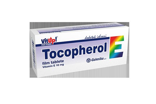 TOCOPHEROL FILM TABLETA