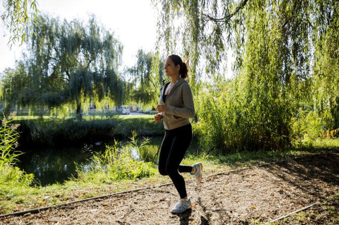 Počinjem od ponedeljka: Od ponedeljka ću krenuti na trčanje