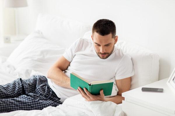 Počinjem od ponedeljka: Od ponedeljka ću krenuti da čitam knjigu svako veče pred spavanje