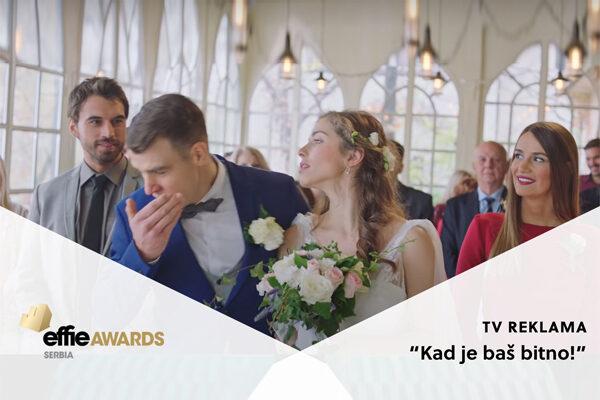 """Galenika dobitnik Effie nagrade za kampanju """"Kad je baš bitno!"""""""